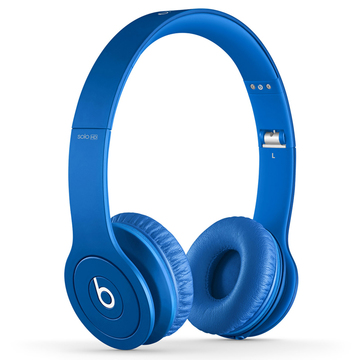 New Beats Solo HD 2014 Matte Blue